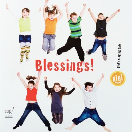 Blessings (holländische CD)
