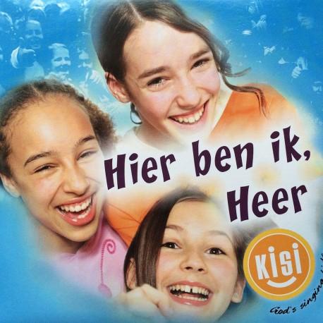 Hier ben ik, Heer (holländische CD)